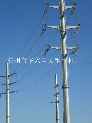 电力钢管杆的外形构造有什么作用